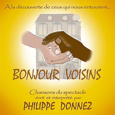 Philippe Donnez - Bonjour voisins