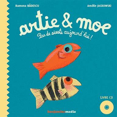 Ramona Badescu - Artie et Moe