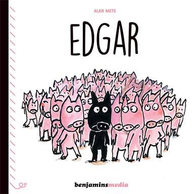 Julie Brouant, Fred Éclair - Edgar