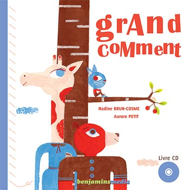 Nadine Brun-Cosme - Grand comment