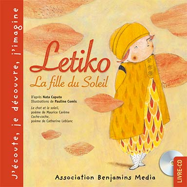 Nata Caputo, Maurice Carême, Catherine Leblanc - Letiko, la fille du soleil