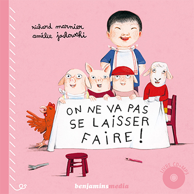 Richard Marnier, Amélie Jackowski - On ne va pas se laisser faire !