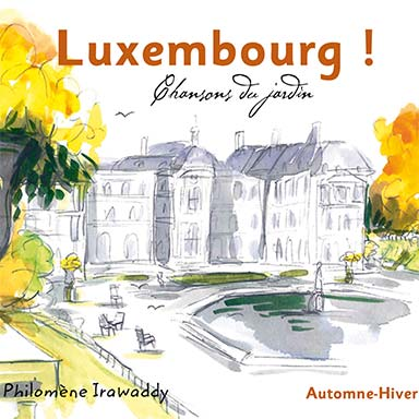 Philomène Irawaddy - Luxembourg / Automne-Hiver
