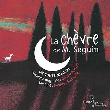 Jacques Bonnaffé - La chèvre de Monsieur Seguin