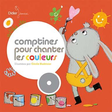 Natalie Tual, Gibus - Comptines pour chanter les couleurs
