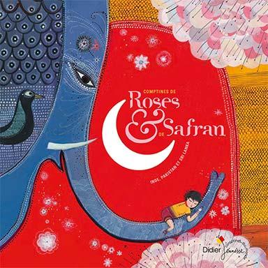 Artistes divers - Comptines de roses et de safran