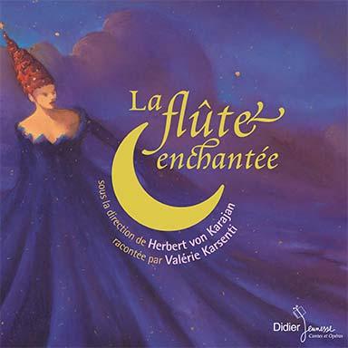 Herbert von Karajan, Valérie Karsenti - La flûte enchantée
