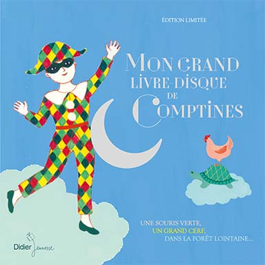 Matthieu Prual, Yves Prual - Mon grand livre-disque de comptines