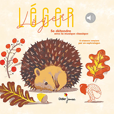 Elsa Lepoivre - Léger Léger : Se détendre avec la musique classique