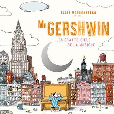 Susie Morgenstern - Mister Gershwin