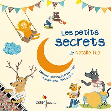 Natalie Tual - Les petits secrets