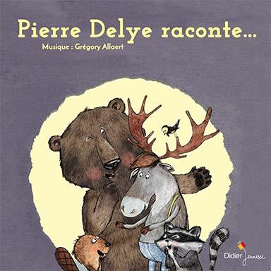 Pierre Delye, Gregory Allaert - Pierre Delye raconte