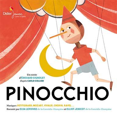 Elsa Lepoivre, Elliot Jenicot - Pinocchio