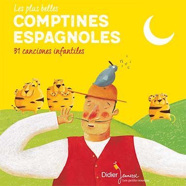 Artistes divers - Les plus belles comptines espagnoles