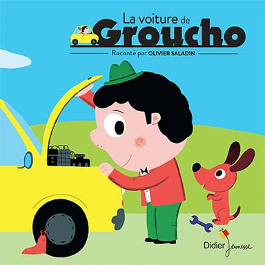 Olivier Saladin, Gibus - La Voiture de Groucho