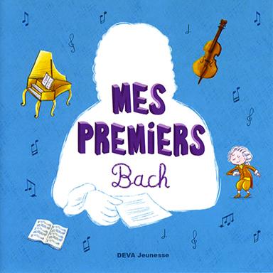 Orchestre Philarmonique de l'ORTF - Mes premiers Bach
