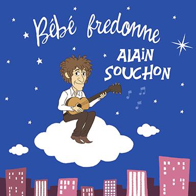 Bébé fredonne - Bébé fredonne Alain Souchon