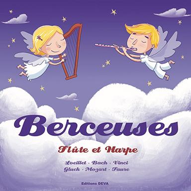 Ensemble Instrumental de Paris - Berceuses Flûte et Harpe