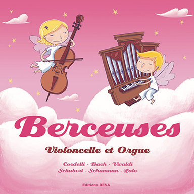 Ensemble Instrumental de Paris - Berceuses Violoncelle et Orgue