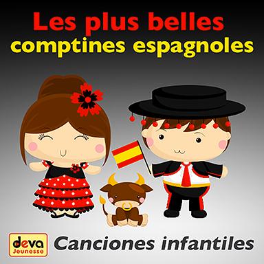 Artistes divers - Canciones infantiles (les plus belles comptines espagnoles)
