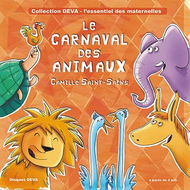 Orchestre Philarmonique de l'ORTF - Le carnaval des animaux