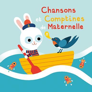 Francine Chantereau - Chansons et comptines de maternelle