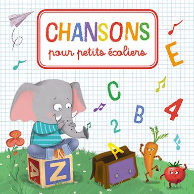 Jemy - Chansons pour petits écoliers