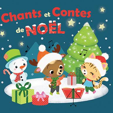 Francine Chantereau, Frédéric Martin - Chants et contes de Noël