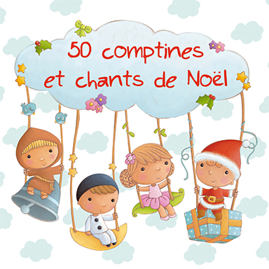 Francine Chantereau, Starlite Singers - 50 comptines et chants de Noël