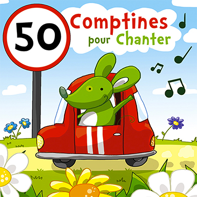 Francine Chantereau - 50 comptines pour chanter
