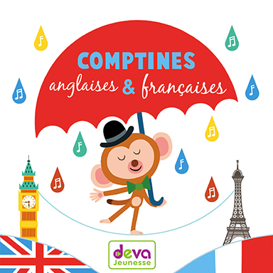 Les devanautes - Comptines anglaises & françaises