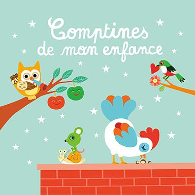 Les devanautes, Titia & Gg, Francine Chantereau - Comptines de mon enfance