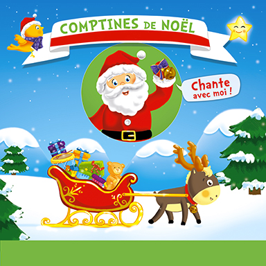 Francine Chantereau, Starlite Singers - Comptines de Noël