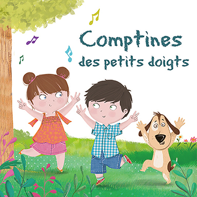 Jemy - Comptines des petits doigts