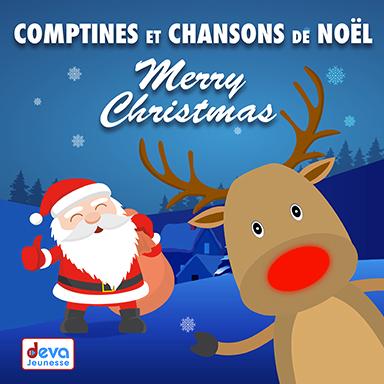 Artistes divers - Merry Christmas (comptines et chansons de Noël)