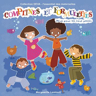 Marguerite Lambert - Comptines et formulettes : jeux pour les tout petits