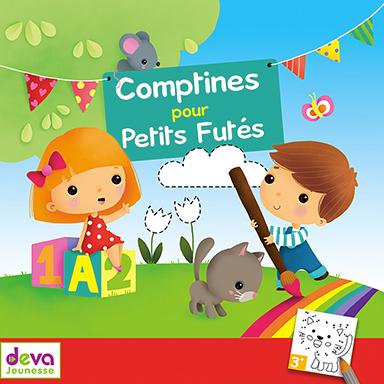 Jemy, Jean-Marie Friedrich, Marie-Claude Clerval - Comptines pour petits futés