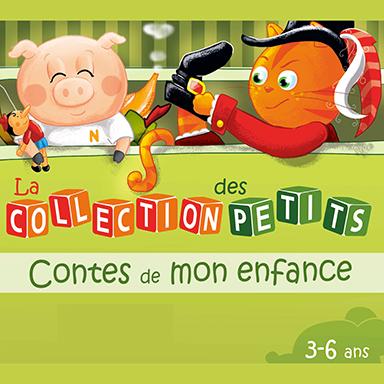 Frédéric Martin - Contes de mon enfance