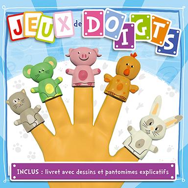 Jemy - Jeux de doigts