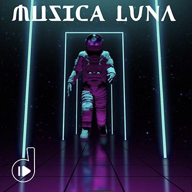 Gérard Capaldi, Gérard Salmieri - Musica Luna: Space Musical Odyssey