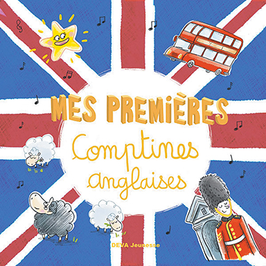 Patricia Knight - Mes premières comptines anglaises