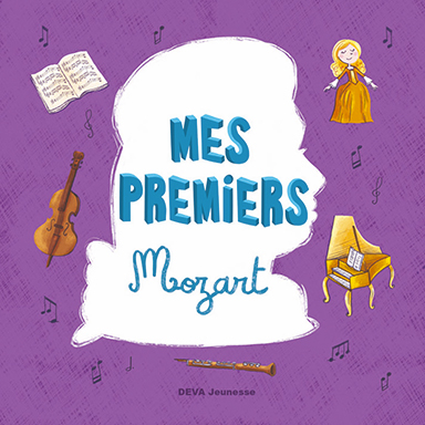 Orchestre Philarmonique de l'ORTF - Mes premiers Mozart