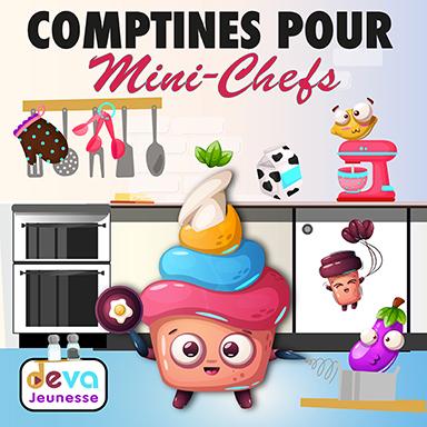 Artistes divers - Comptines pour mini chefs