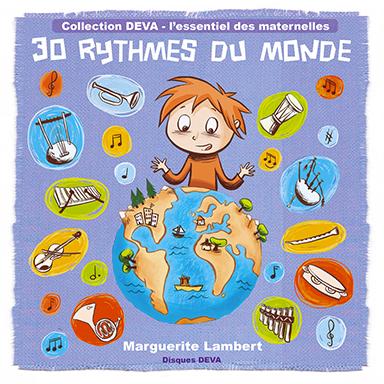 Marguerite Lambert - 30 rythmes du monde