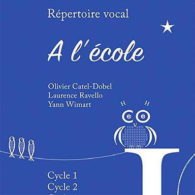Olivier Carel-Dobel, Laurence Ravello, Yann Wimart - À l'école
