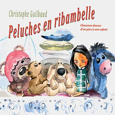Christophe Guilbaud - Peluches en ribambelle