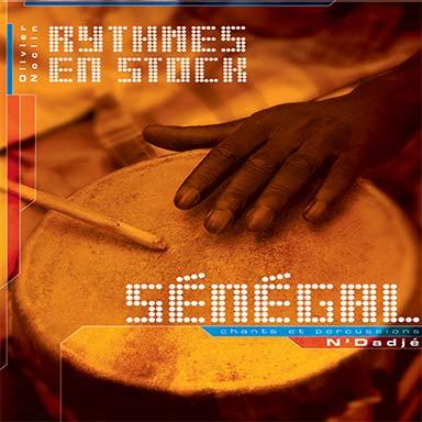 Amy Valfroy - Rythmes en stock – Sénégal