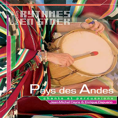 Enrique Capuano - Rythmes en stock – Pays des Andes