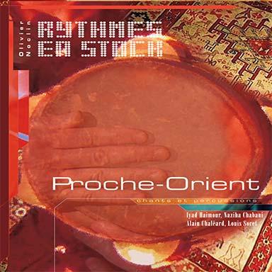Iyad Haimour - Rythmes en stock – Proche Orient