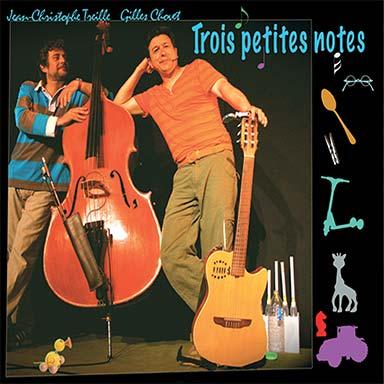 Gilles Chovet - Trois petites notes
